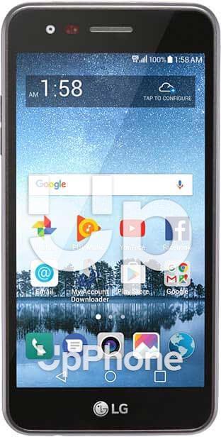 LG Rebel 3 LTE