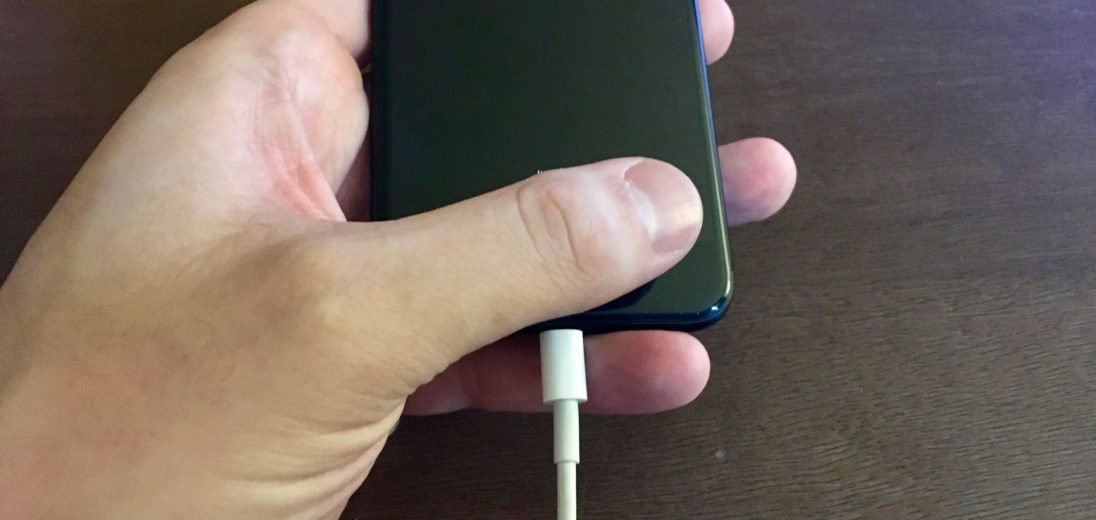 iphone 8 wont charge
