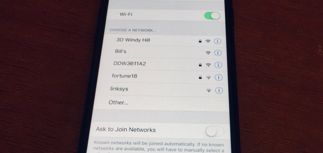 iphone 8 wont connect to wifi fix