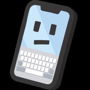 fix iphone keyboard