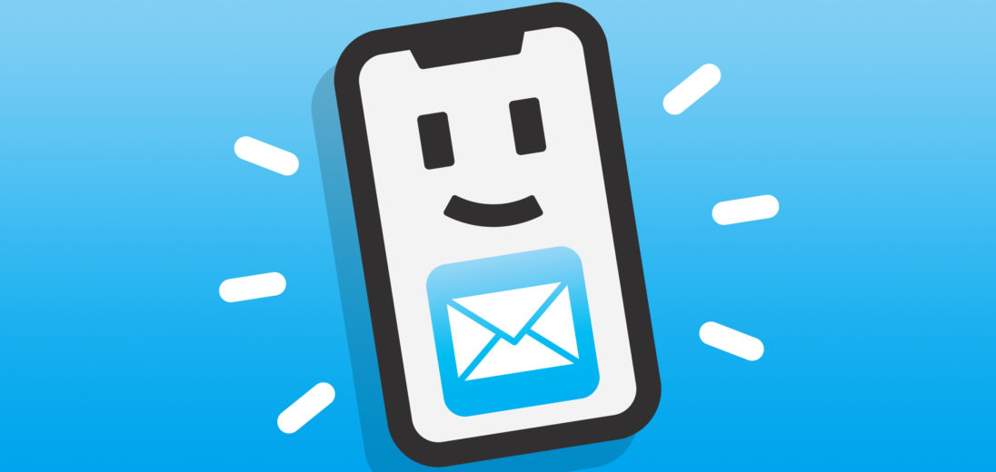 how to set up mail on iphone
