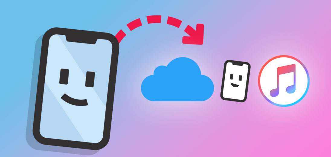 what is an iphone backup