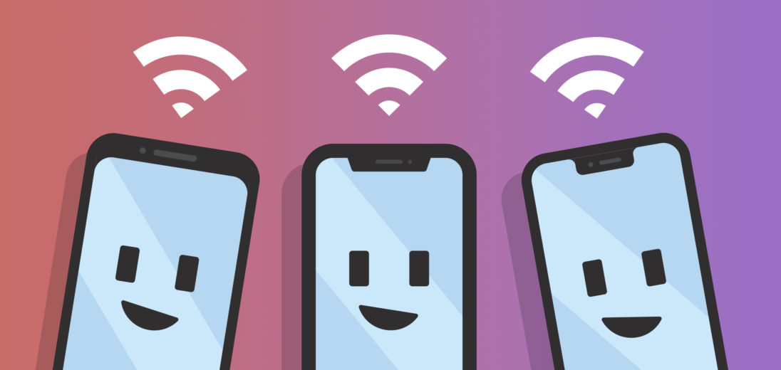 which cell phones get the best reception
