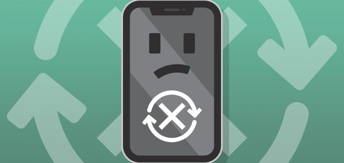 iphone 12 wont update fix